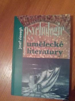 Psychologie umělecké literatury-J.Viewegh