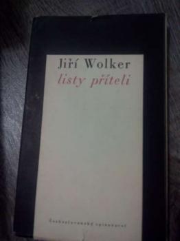 Listy příteli-J.Wolker