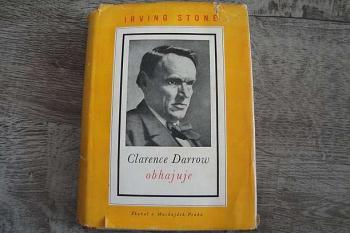 Clarence Darrow obhajuje-I.Stone
