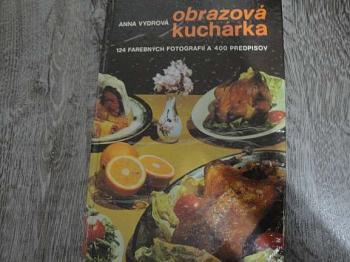 Obrazová kuchárka-Ana Vydrová