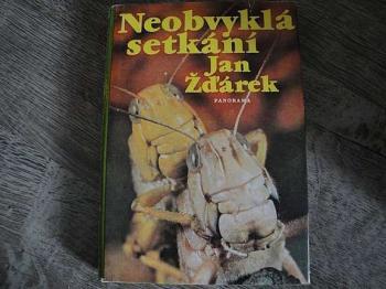 Neobvyklá setkání-Jan Žďárek