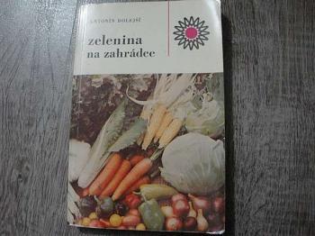 Zelenina na zahrádce-A.Dolejší