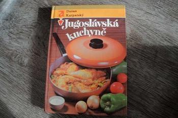 Jugoslavská kuchyně-D.Karpatský