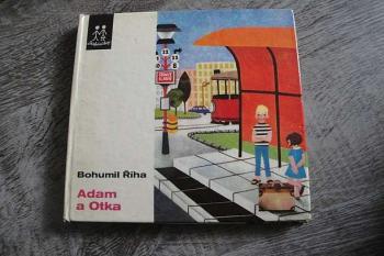 Adam a Otka-B.Říha