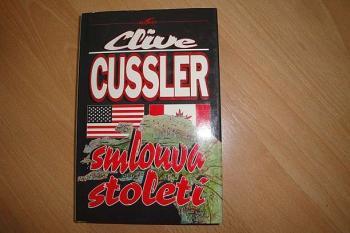 Smlouva století-Clive Cussler