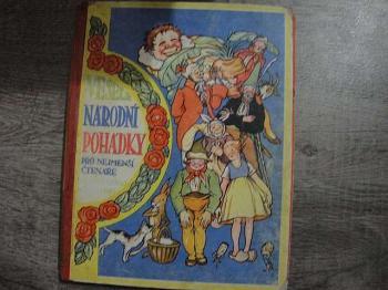 Veselé národní pohádky pro nejmenší čtenáře