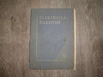 Elektircká kuchyně