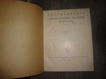 Encyklopedie československé mládeže pro školu a dům