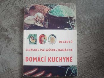 100 receptů sůezské, valašské , hanácké domácí kuchyně