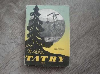 Nízké Tatry-M.Jánoška,Z.Hochmuth