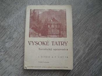Vysoké Tatry-Turistický sprievodca