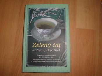 Zelený čaj uzdravující požitek