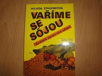 Vaříme se sójou-M.Zemánková