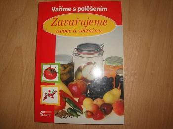 Zavařujeme ovoce a zeleninu