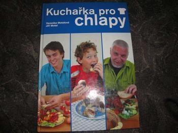Kuchařka pro chlapy