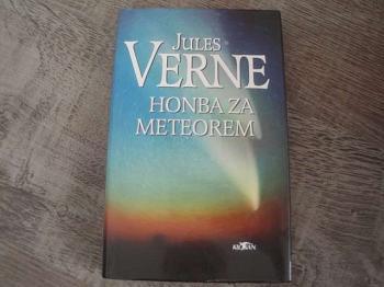 Honba za meteorem-Jules Verne