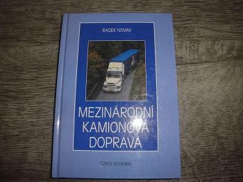 Mezinárodní kamionová doprava-Radek Novák