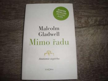 Mimo řadu -Malcolm Gladwell
