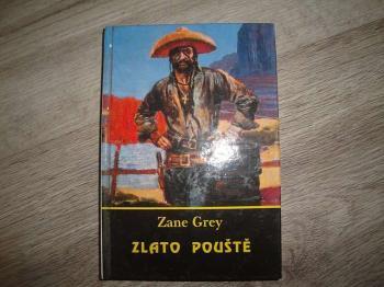 Zlato pouště-Z.Grey