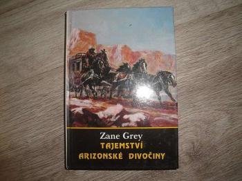 Tajemství arizonské divočiny-Z.Grey