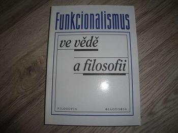 Funkcionalismus ve vědě a filosofii