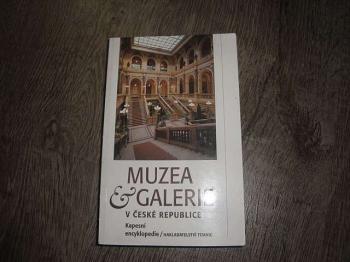 Muzea a galerie v ČR