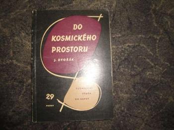 Do kosmického prostoru-J.Dvořák