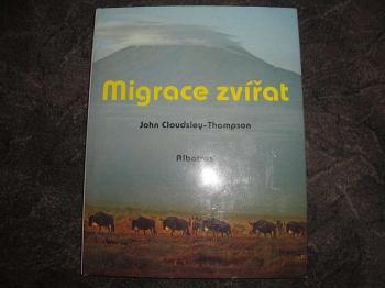 Migrace zvířat-J.C.Thompson