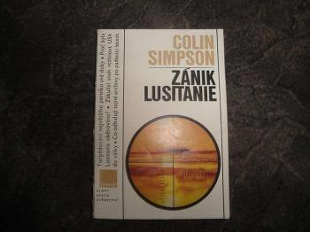 Zánik Lusitanie-Colin Simpson