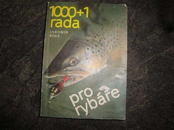 1000+1 rada pro rybáře-J.Říha