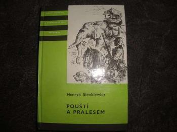 Pouští a pralesem-Henryk Sienkiewicz