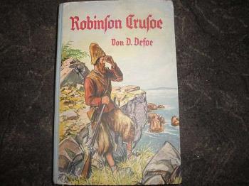 Robinson Crusoe-Daniel Defoues (Německá)