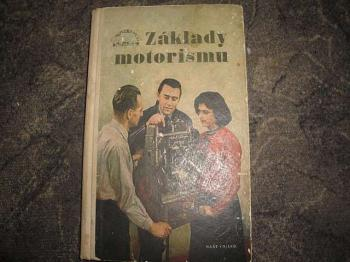 Základy motorismu-Šmolka, Hausman, Tůma