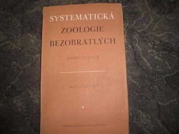 Systematické zoologie bezobratlých