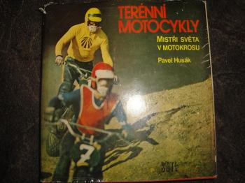 Terénní motocykly-Mistři světa v motokrosu-Pavel Husák