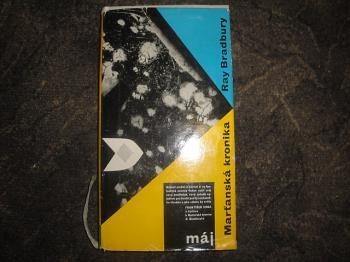 Marťanská kronika-Ray Bradbury