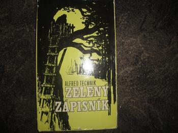 Zelený zápisník-A.Technik