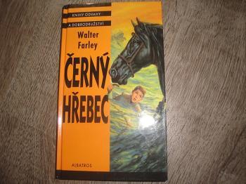 Černý hřebec-Walter Farley