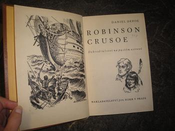 Robinson Crusoe-D.Defoe