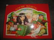 Snow White-Pop-Up picture story