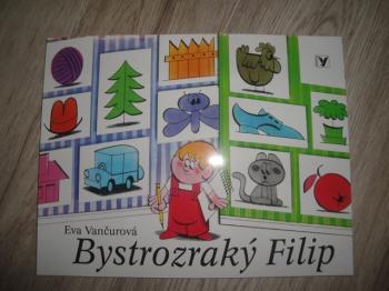 Bystrozraký Filip-Eva Vančurová