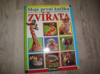 Moje první knížka-zvířata