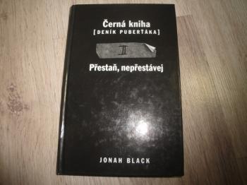 Černá kniha II-deník puberťáka-Johan Black