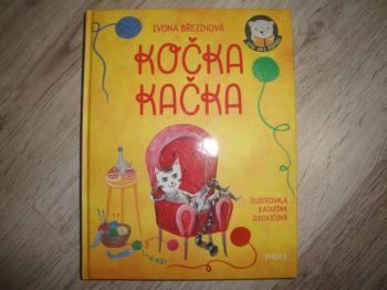Kočka Kačka-Ivona Březinová