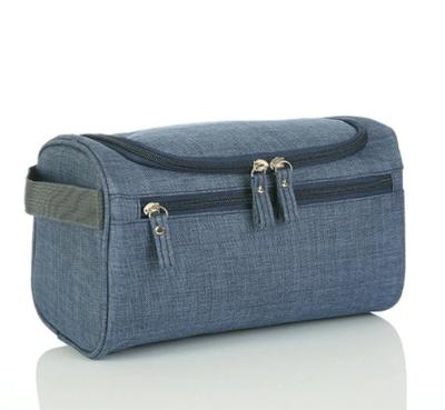 Kosmetická taška pro muže  - sv. modrá