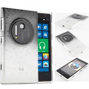 Kapkový kryt na Nokia Lumia 1020 - černý