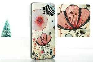 Barevný kryt na Samsung Galaxy Note 3 Neo