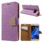 Koženkový obal na Samsung Galaxy S7