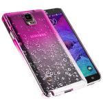 Kapkový kryt na Samsung Galaxy S7 - růžový