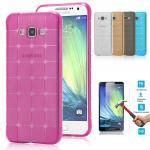 Silikonové kryty na Samsungy - různé barvy